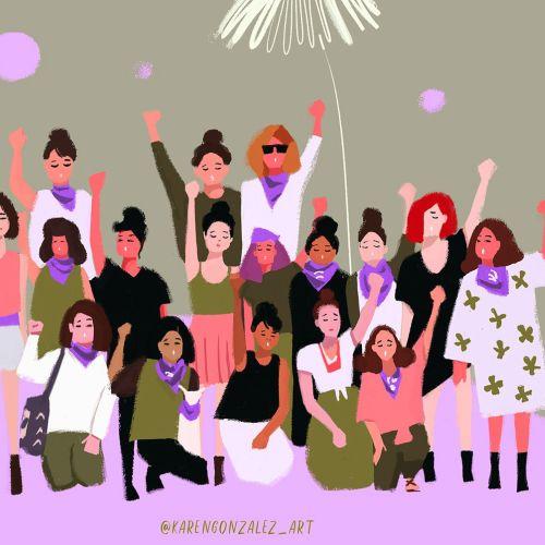 Karen Gonzalez Contemporary Illustrator from Mexico