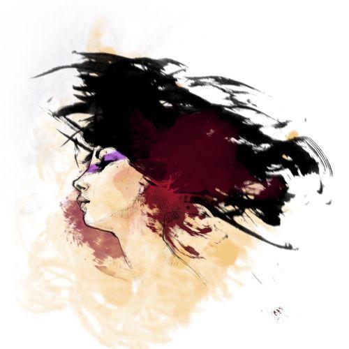 Katharina Madesta Illustrateur. Allemagne