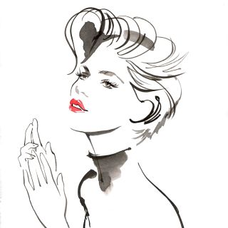 Katharine Asher - International Figurative & Fashion Illustrator. UK
