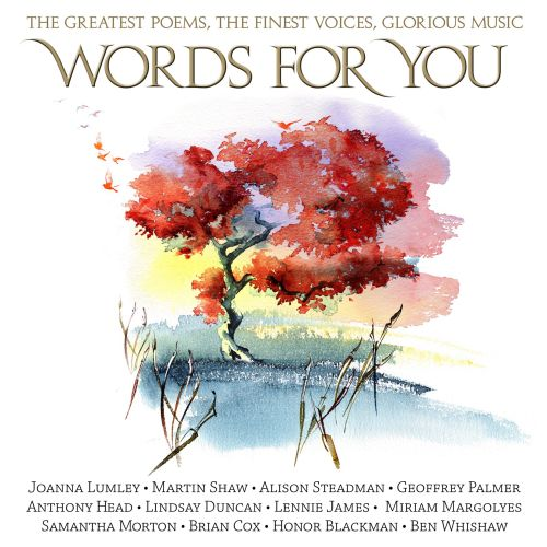 Cover design for Words For You  album