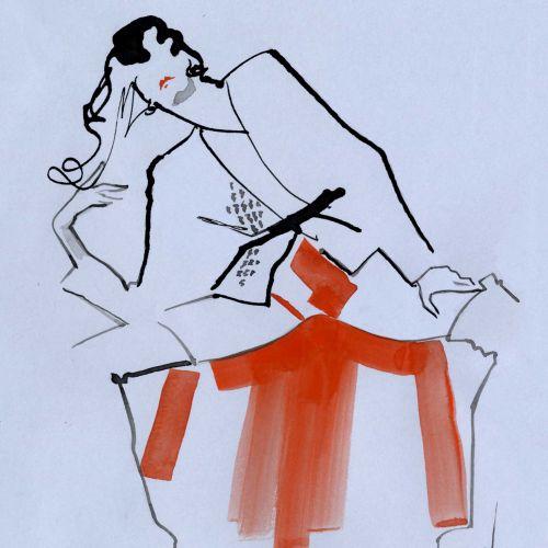 Katharine Asher Fashion Luxe