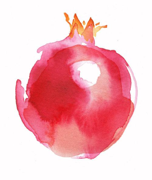 Food Pomegranate Sainsbury teas