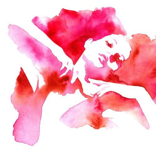 Katharine Asher Illustrateur international de figuration et de mode. Royaume-Uni