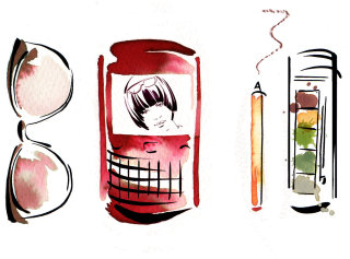 JEMMA KIDD Products illustration by Katharine Asher