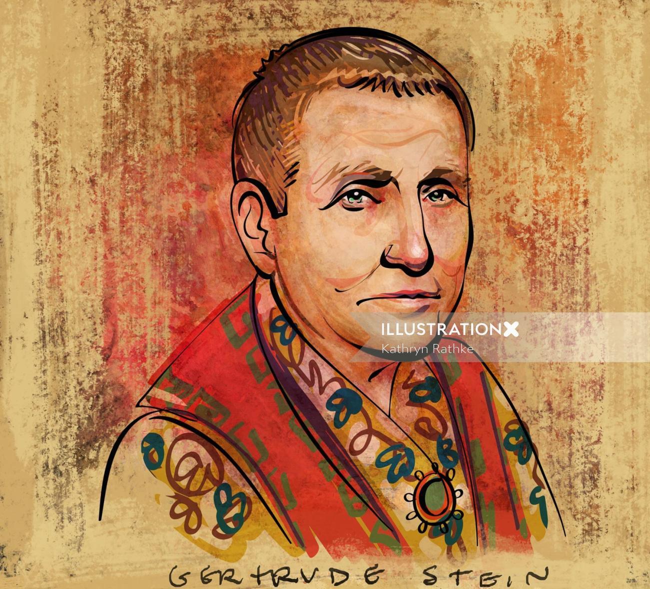 Gertrude Stein portraiture