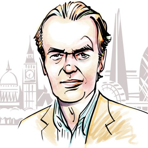 The Economist Martin Amis animation