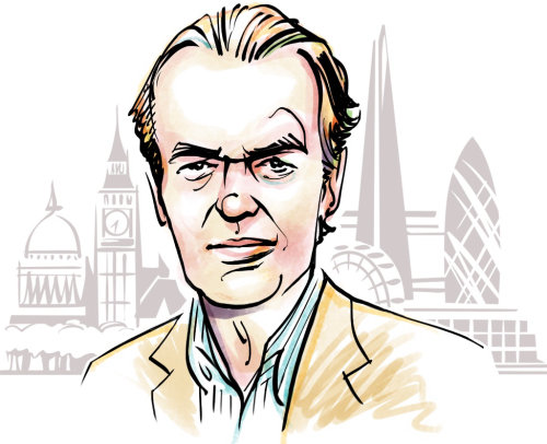 The Economist Martin Amis animation