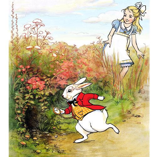Image d'art graphique de lapin