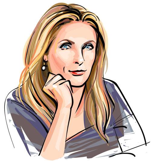 Portrait de Jessica Durlacher