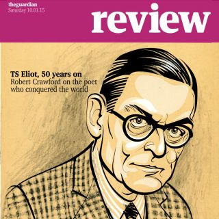 Cover Page Illustration of The Guardian Review