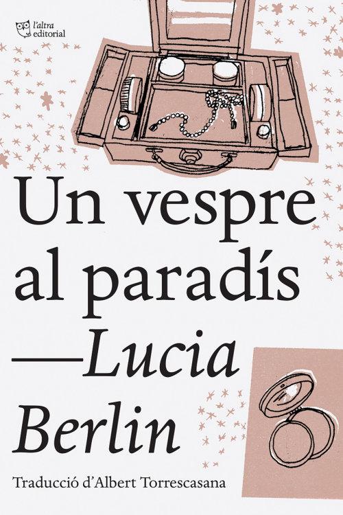 Un vespre al paradis book cover art