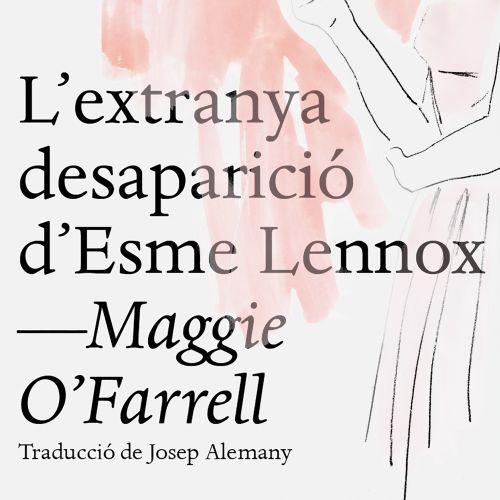 Book cover art of L' extranya desaparicio d' esme Lennox