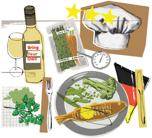 Food & Drink Poster Artwork Por Kavel Rafferty