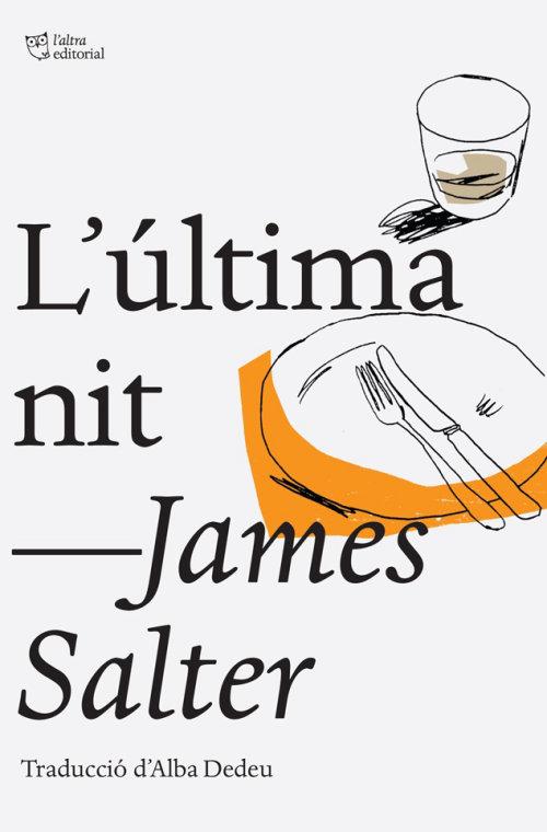 L Ultima Nir book cover art