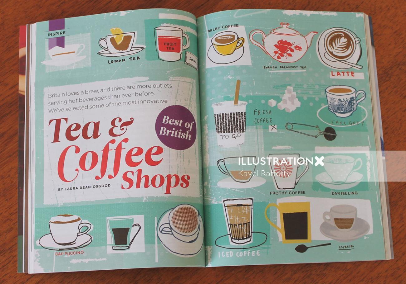 Readers Digest Food and Drink Coffee and Tea