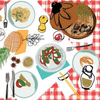 Kavel Rafferty Food & Drink