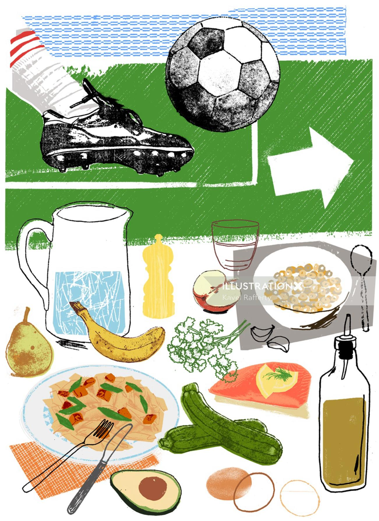 FIFA Football Sport and Fitness