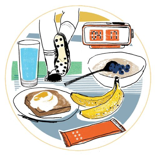 Sports and Food of Ramadan