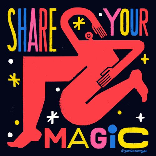 Share your magic