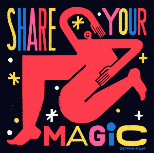 share your magic gif by Kelli Lederer