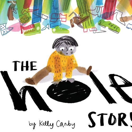 Kelly Canby Children's Book Author & Illustrator, Australia
