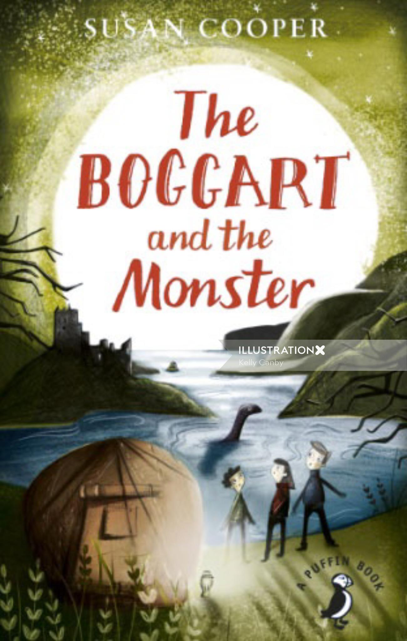 Book cover for the Bogart book