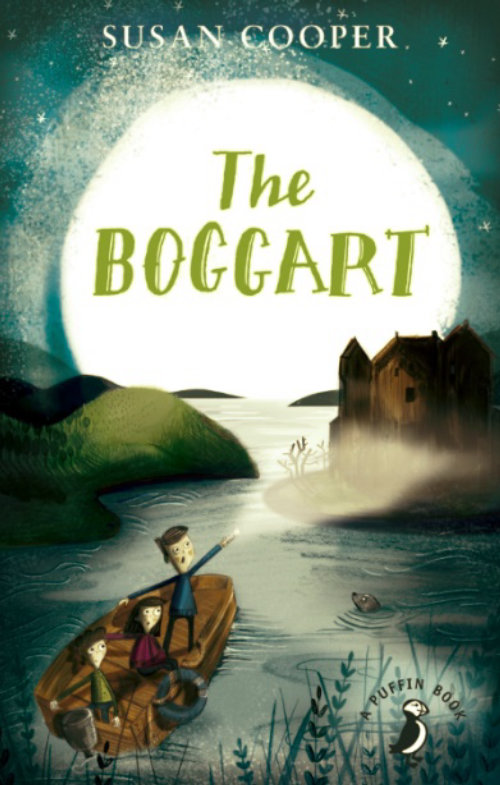 Book Covers The Boggart