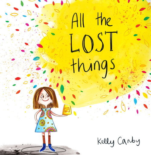 Book covers design All the lost things