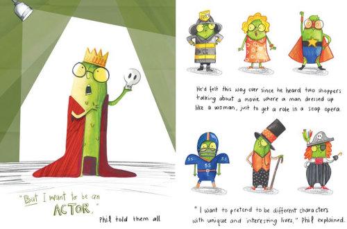 角色设计青蛙王子