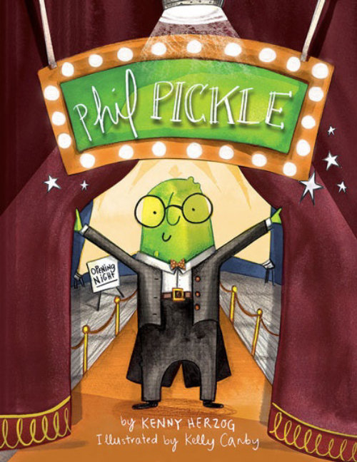 cartoon character phil pickle