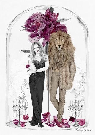 'Beauty and the Beast' by Gabrielle-Suzanne Barbot de Villeneuve