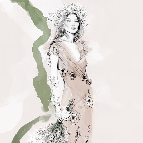 Kelly Smith Ilustrador internacional de moda y belleza. Australia