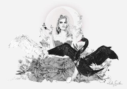 A Princesa Cisne de Kelly Smith