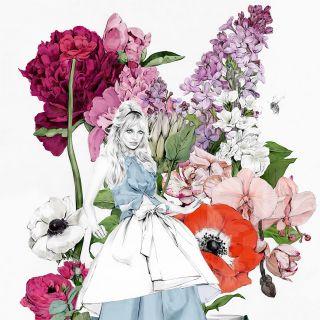 Illustration of Alice's Adventures in Wonderland