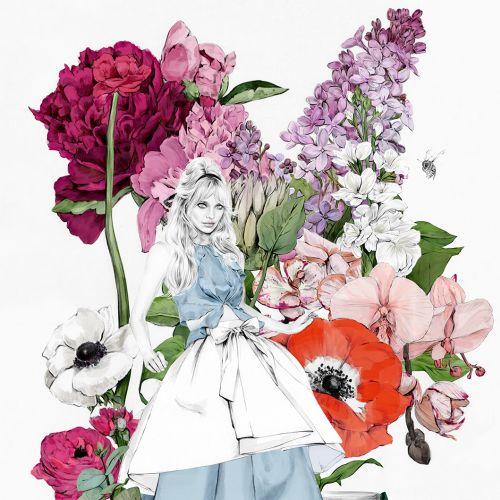 Kelly Smith Internationaler Illustrator für Mode und Schönheit. Australien