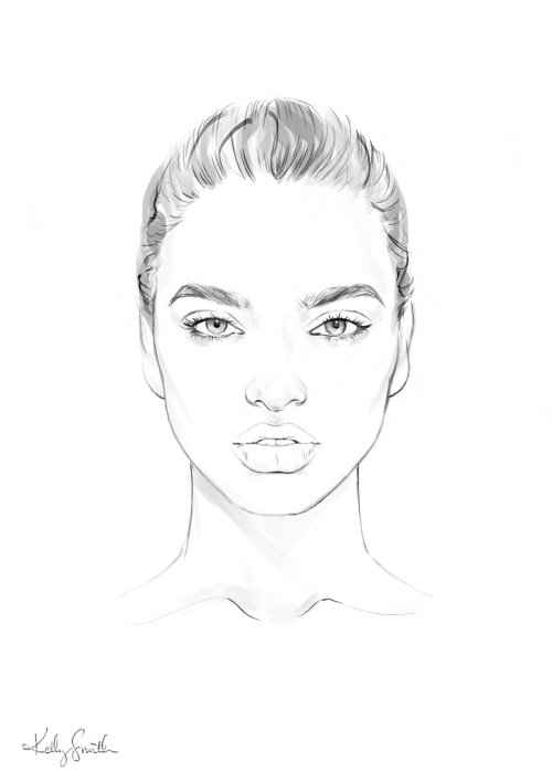 Lista de gráfico de beleza por kelly smith