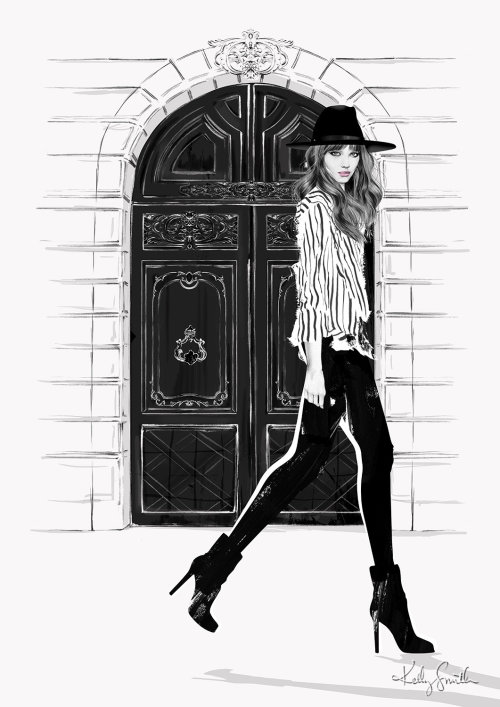 Trabalho Pessoal de Kelly Smith, 2015 The Door