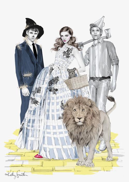 Baseado em O Maravilhoso Mágico de Oz, de L. Frank Baum