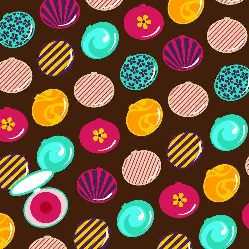 波普艺术风格的糖果契约集