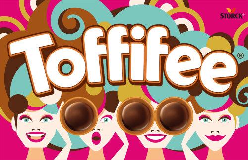 托菲菲巧克力焦糖包装图:家庭版