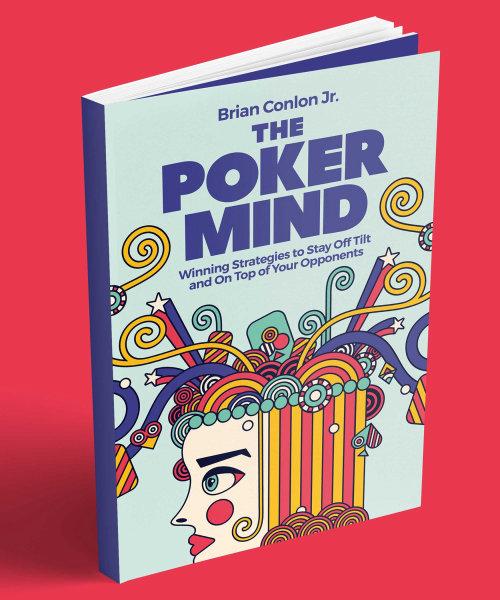 扑克思想书的封面