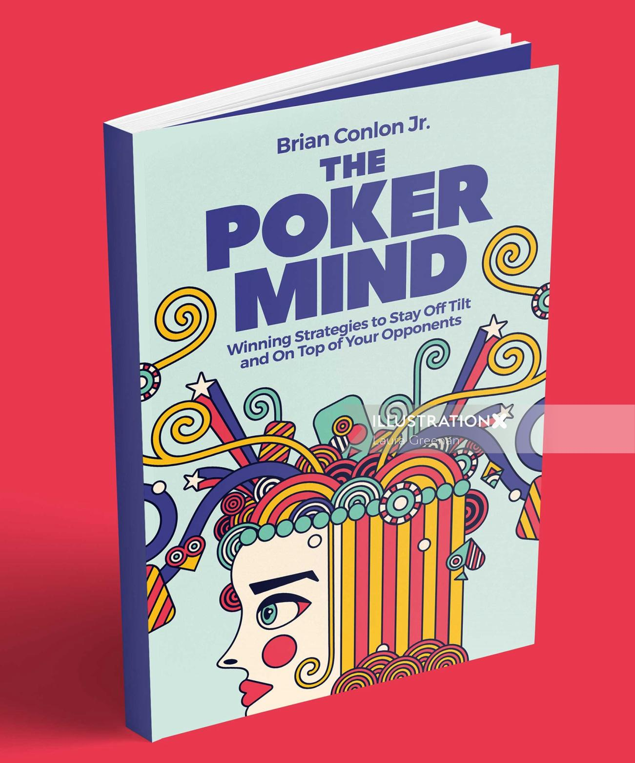 Front cover of The Poker Mind book