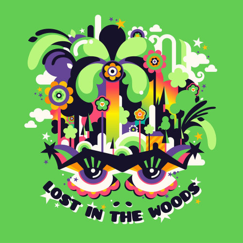 Get lost in the fantastical woods of your dreams.