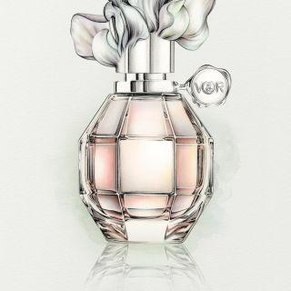 Viktor and rolf perfume bottle