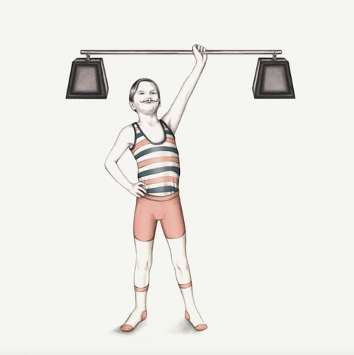 Zodiac Libra Cartoon animation