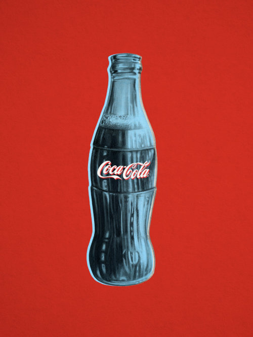Illustration for Coca-Cola