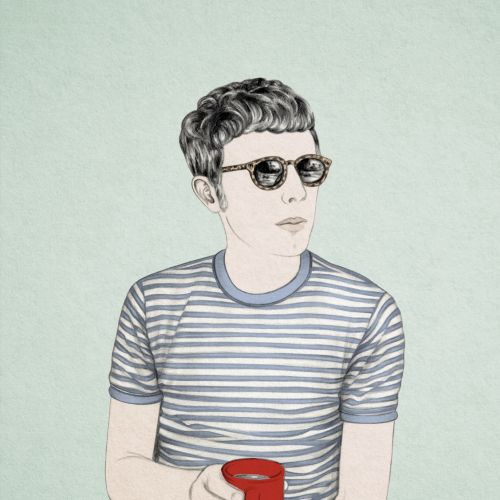 An illustration Of Oliver Johnson