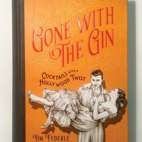 Cocktail Book Cover Design By Lauren Mortimer