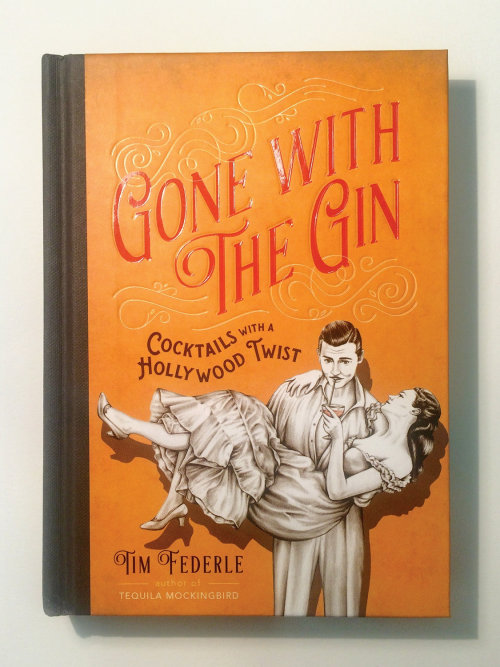 Cocktail Book Cover Design By Lauren Mortimer