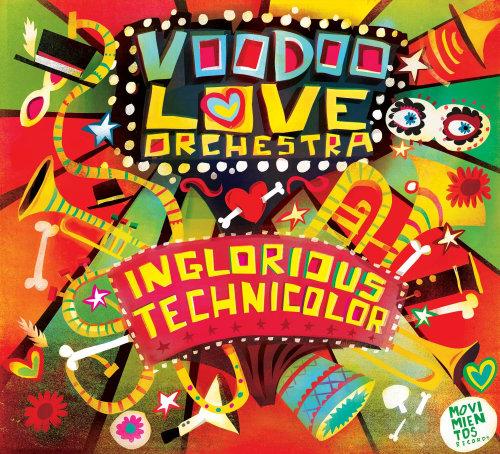 Calligraphie Voodoo Love Orchestra